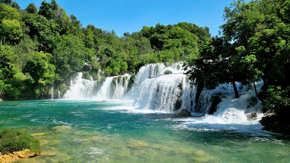 Excursion to national park Krka – 5.9.2017.
